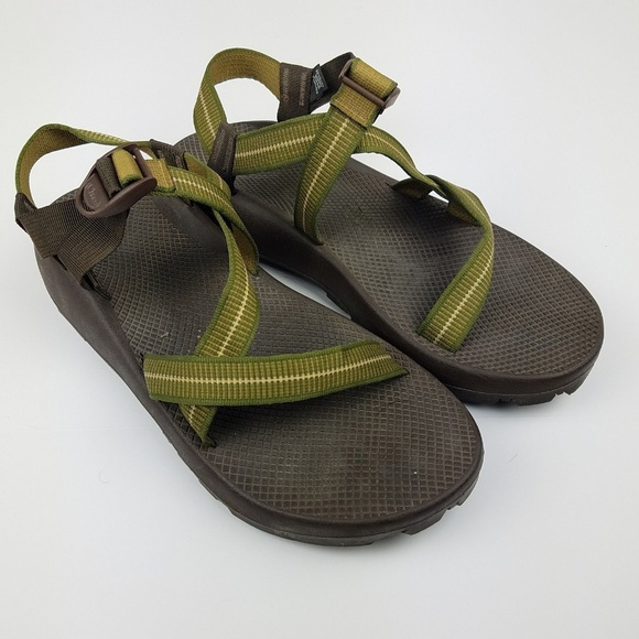 5b3dcb7458a2 Chaco Other - Chaco Sandals Mens sz 15 Z1 Unaweep Green
